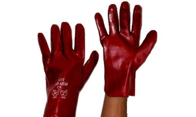 PVC Dipped Gloves (POT)