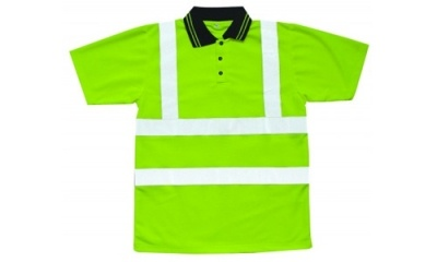 Hi Vis Polo Shirts - West Ham