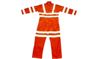Hi Vis Coverall (Euston)