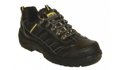 Black Safety Shoes (Wakefield)