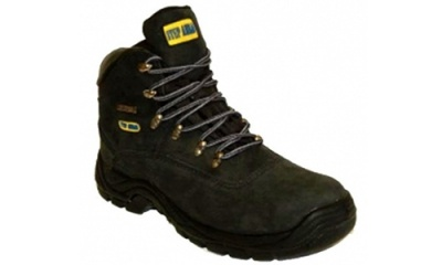 Black Safety Boot (Marlborough)