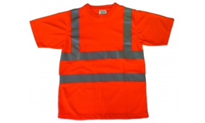 Hi Vis Rail Polo Shirt (Burton Upon Trent)