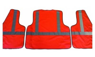 Hi Vis Rail Vest (Victoria)
