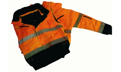 Hi Vis Two Tone Fleece Jacket (Dublin)