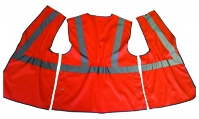 Hi Vis Rail Vest (Coventry)
