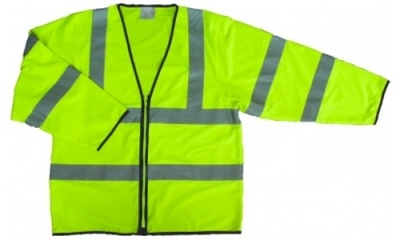 Hi Vis Long Sleeve Vest (Spain)