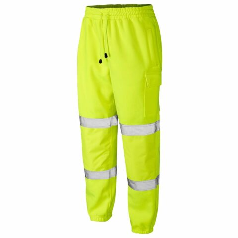 hivis yellow joggers